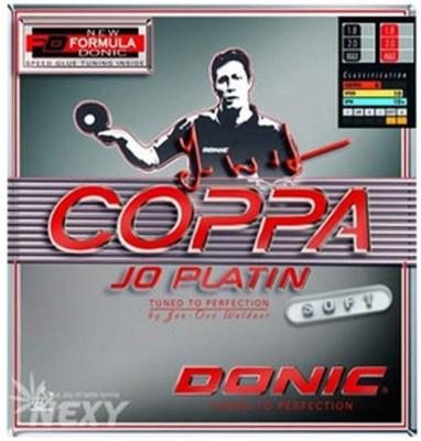 Donic Coppa Jo Platin - B 10 mm Table Tennis Rubber