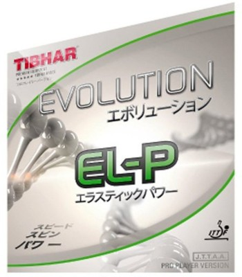 Tibhar evolution EL-P 11.3 mm Table Tennis Rubber