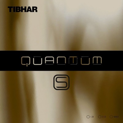 Tibhar Quantum S Max Table Tennis Rubber