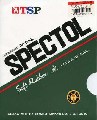 TSP Spectol 2.15 mm Table Tennis Rubber