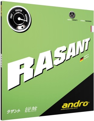Andro Rasant 2.1 mm Table Tennis Rubber