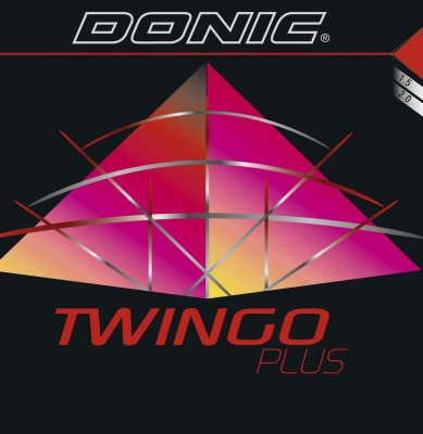 Donic Twingo Plus Max Table Tennis Rubber