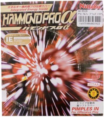 Nittaku Hammond Pro Alpha 2 mm Table Tennis Rubber