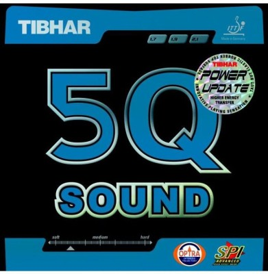 Tibhar 5Q Sound 11.3 mm Table Tennis Rubber