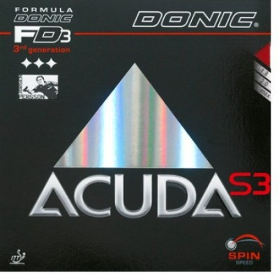 Donic Accuda S3 11.3 mm Table Tennis Rubber