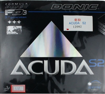 Donic Accuda S2 11.3 mm Table Tennis Rubber