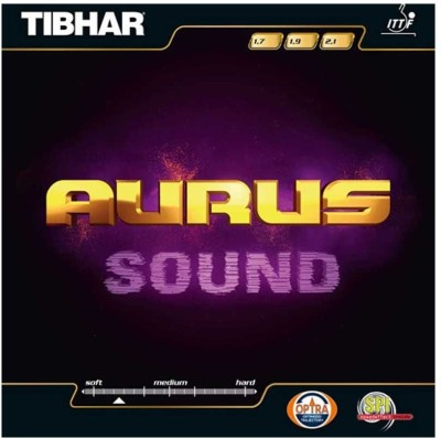 Tibhar Aurus Sound Max Table Tennis Rubber