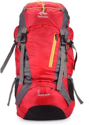 Senterlan Red Sgvsl507rdbp Backpack Rucksack  - 55 L