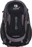 Layout Futura Pro Rucksack  - 45 L (Blac...