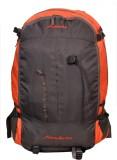 Attache Hiking Backpack (Orange & Grey) ...