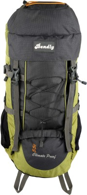 Bendly Green Adventure Series Rucksack  - 55 L