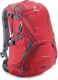 Deuter Futura 28 Rucksack (Red, Grey)