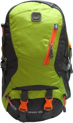 Donex B862Z Rucksack - 55 L(Green)