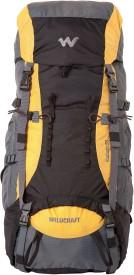 Wildcraft Kailash2 Rucksack - 55 L(Yellow)