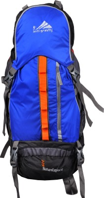Anti Gravity 5102 R Blue Rucksack  - 60 L