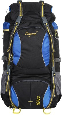 Layout Mountainer 90L Rucksack  - 90 L