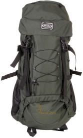 Bendly Millitary Green Adventure Series Rucksack - 55 L