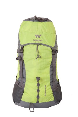 Wildcraft Rock & Ice 2_Green Rucksack  - 35 L