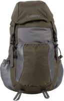 Bleu Backpack Foldable Bag Rucksack  - 30 L(Green, Grey)