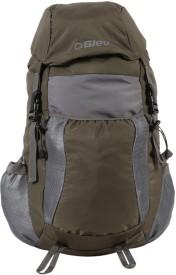 Bleu Backpack Foldable Bag Rucksack  - 30 L