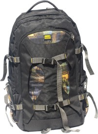 Alkah Hiking Bag Rucksack - 20 L(Multicolor)
