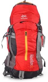 Senterlan Red Sgvsl503rdbp Backpack Rucksack  - 50 L