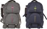 Nl Bags TB-Grey::TB-Black Rucksack  - 40...