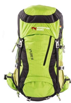 Adventureworx Xplore 50 Rucksack - 55 L(Multicolor)