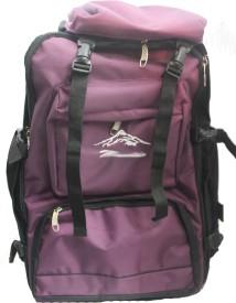 T.S.Hasanali Purple-1 Rucksack  - 25 L