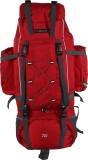 Bleu Hiking/ Bag Rucksack  - 75 L (Red)