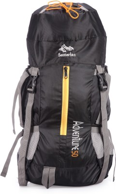 Senterlan Black Sgvsl503bkbp Backpack Rucksack  - 50 L(Black)