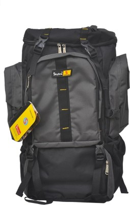 Skyline 2406 Rucksack - 43 L(Black, Grey)