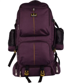 U United Long Haul Rucksack  - 45 L(Purple)
