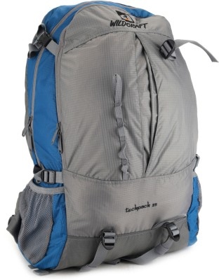 Wildcraft Techpack Rucksack - 35 L(Blue)