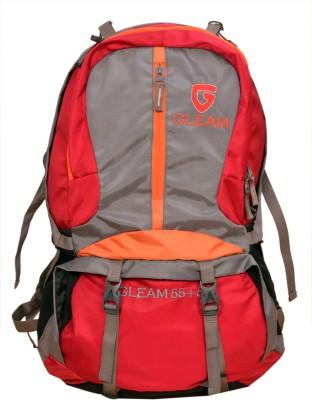Gleam 0109 Climate Proof Trekking / Hiking Rucksack - 60 L