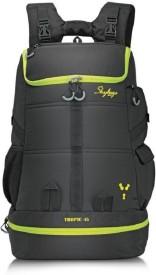 Skybags Tropic45 Rucksack  - 49 L(Black)