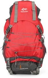 Senterlan Red S G Ventures 106 Bag Rucksack  - 60 L
