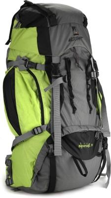 Wildcraft Alpinist Rucksack - 55 L(Green)