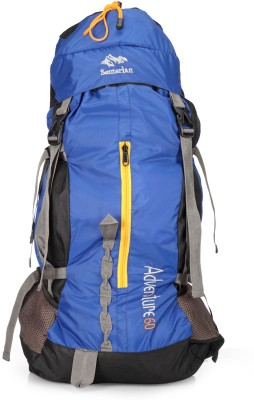 Senterlan Blue Sgvsl506blbp Backpack Rucksack  - 60 L
