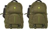 Nl Bags TB-Green::TB-Green Rucksack  - 4...