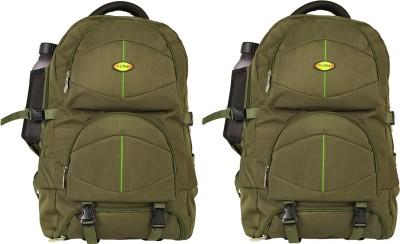 Nl Bags TB-Green::TB-Green Rucksack  - 40 L