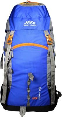 Mount Track Gear Up Hiking Rucksack - 60 L(Blue)