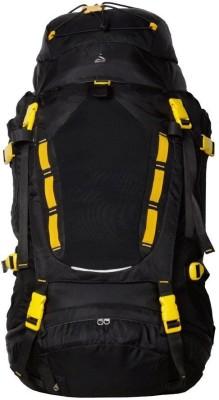 Clubb Hiking Lightweight Trekking Rucksack - 20 L(Black)