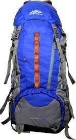 Mount Track Discover Hiking Rucksack - 75 L(Blue)