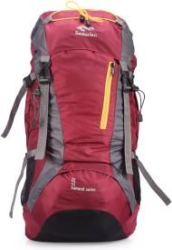 Senterlan Maroon Sgvsl507mrbp Backpack Rucksack  - 55 L