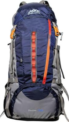 Mount Track Discover 9107NVB 75 Ltrs(Blue, Rucksack)