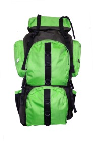One Up Expandable Ruck Sack Bag Rucksack - 45 L(Multicolor)