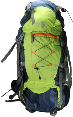 Anti Gravity Green & Black 75 L Rucksack  - 75 L