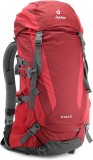 Deuter AC Aera 30 Rucksack (Red, Grey)
