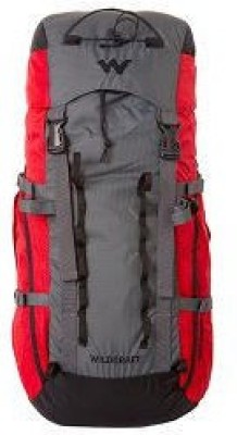 Wildcraft Trailblazer 2_Red Rucksack  - 50 L